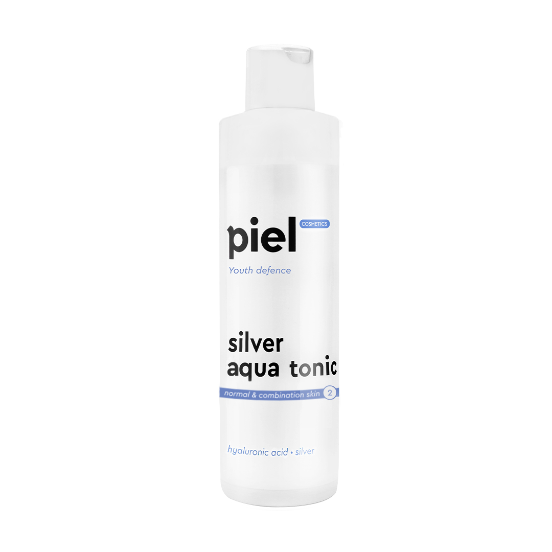 Silver Aqua Tonic Moisturizing tonic for normal and combination skin